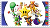 Mario Party Stamp by StampPKU
