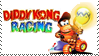 Diddy Kong Racing Stamp