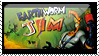 Earthworm Jim Stamp