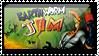 Earthworm Jim Stamp