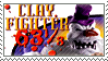 Clay Fighter 63 1-2 Stamp by StampPKU