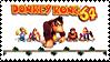 Donkey Kong 64 Stamp