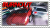 Burnout Stamp by StampPKU