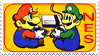 NES Stamp by StampPKU
