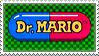 Dr. Mario Stamp by StampPKU