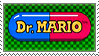 Dr. Mario Stamp by StampPKU