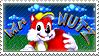 Mr. Nutz Stamp by StampPKU