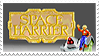Space Harrier Stamp by StampPKU