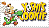 Yoshi's Cookie Stamp by StampPKU