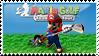 Mario Golf Stamp by StampPKU