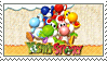 Yoshi's Story Stamp