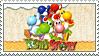 Yoshi's Story Stamp by StampPKU