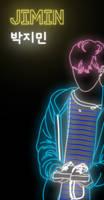 Neon JIMIN