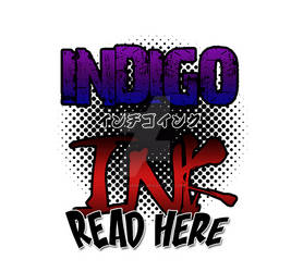 Indigo Ink manga - read here