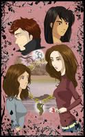 Bella-Human or Vampire? by Sciogie