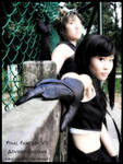 Cloud+Tifa -cosplay-