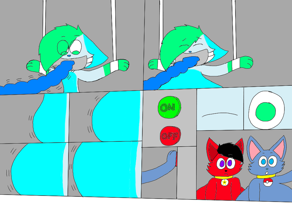 Inflation Escape Part 2 by Zapdiamond