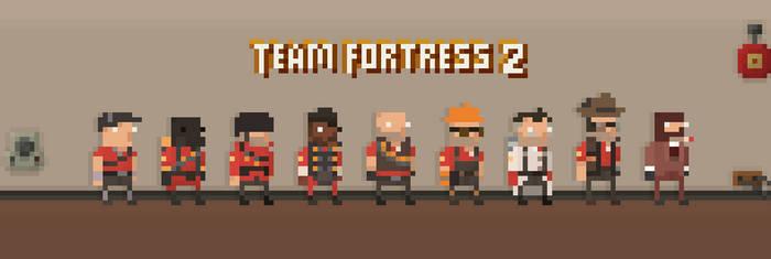 Team Pixel 2 by LilioTheOne