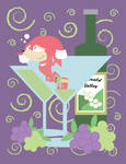 A Bit Too Much To Drink by gemstonelover49