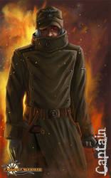 Captain Hellsing by Andre-Astarta