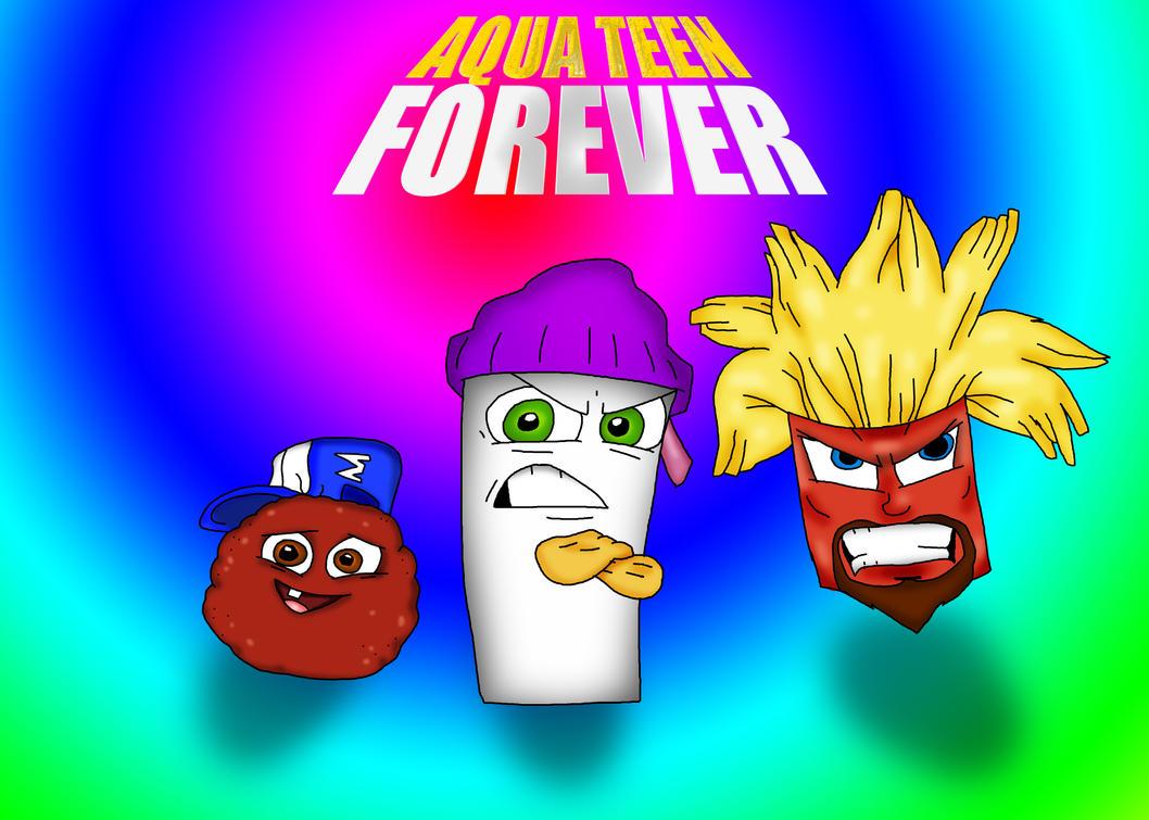 Aqua Teen Hunger Force - Wikipedia