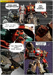 TF comic 'Rise Again' by Coffeejock