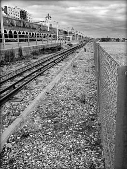 Brighton's little train tracks
