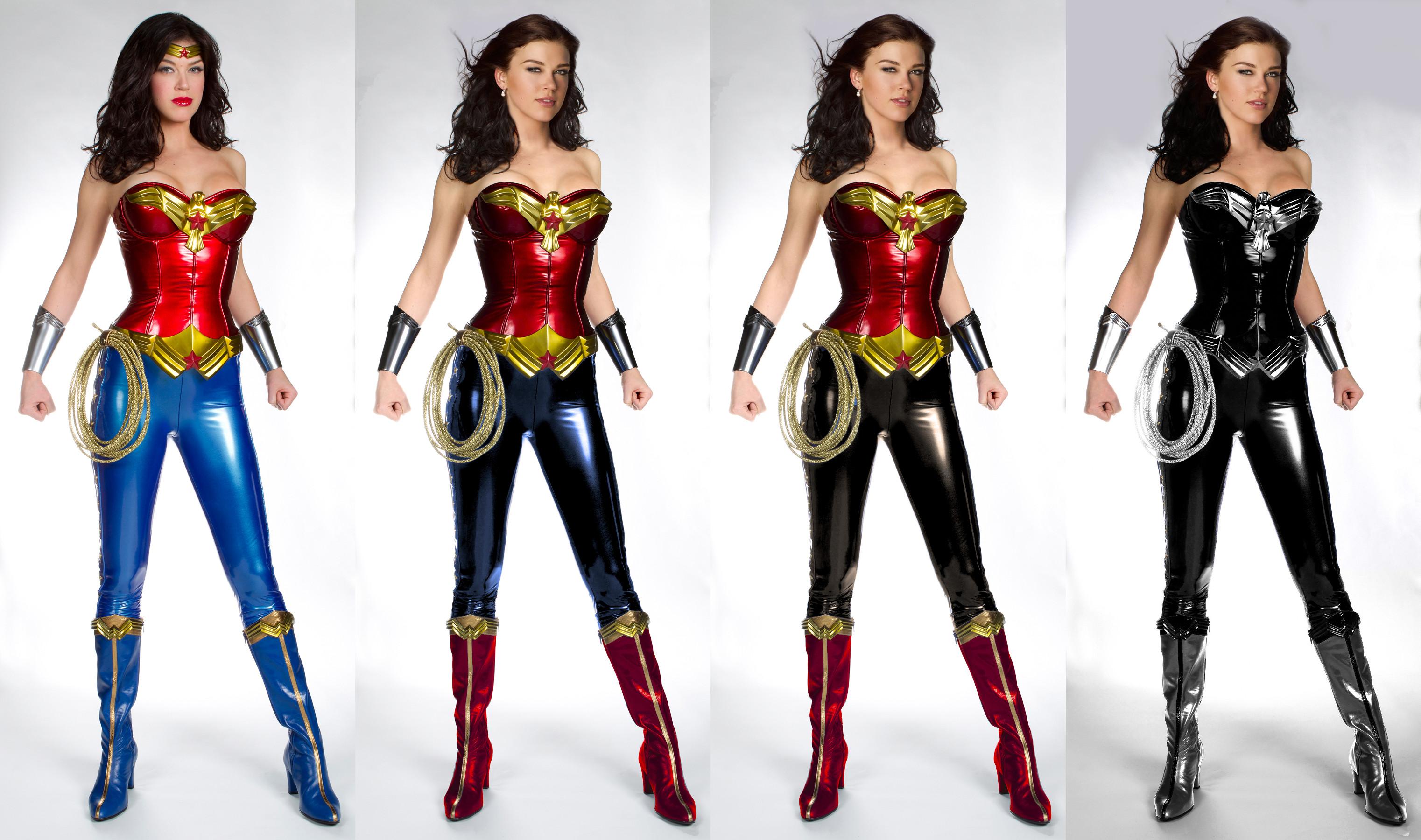 sc 1 st  Comic Book Movie & Wonder Womanu0027s costume