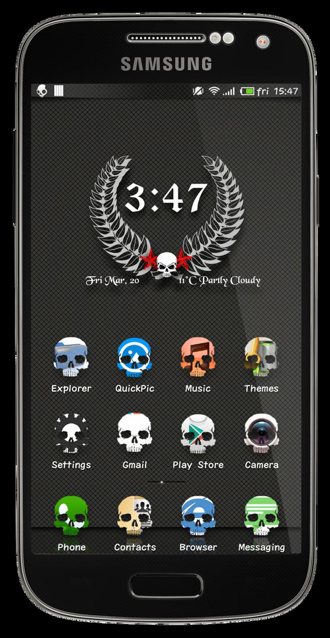 Skull3 by qamu74