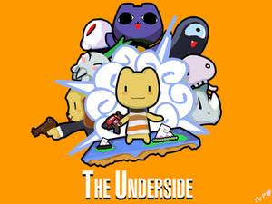 the new underside