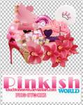 Pinkish World