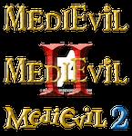 MediEvil Logos Remastered