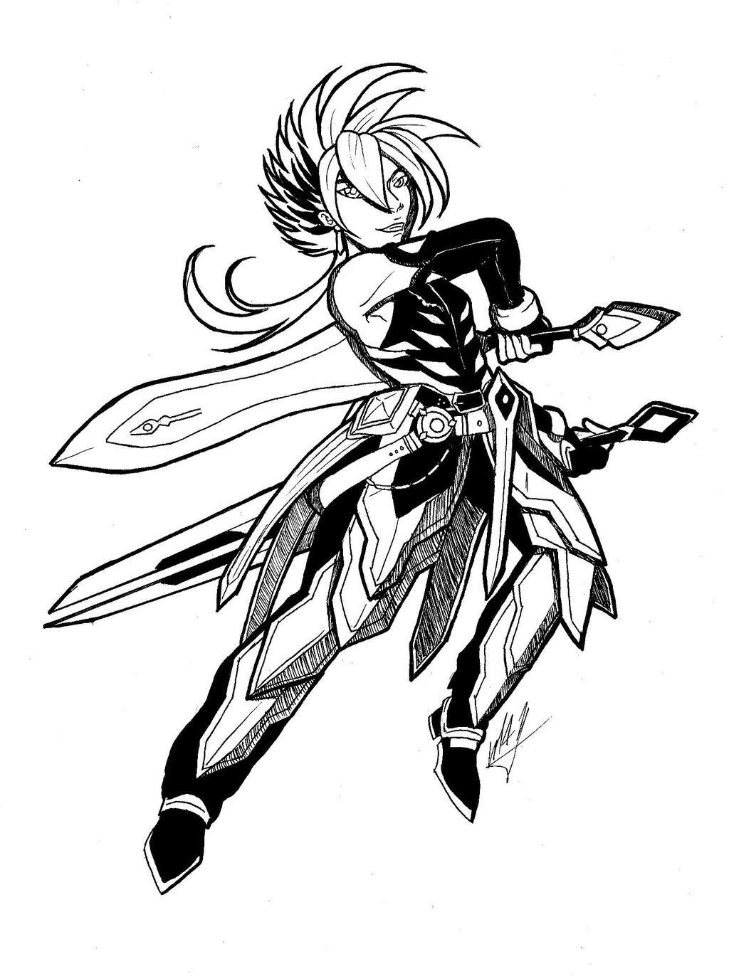 Elsword Infinity Sword...