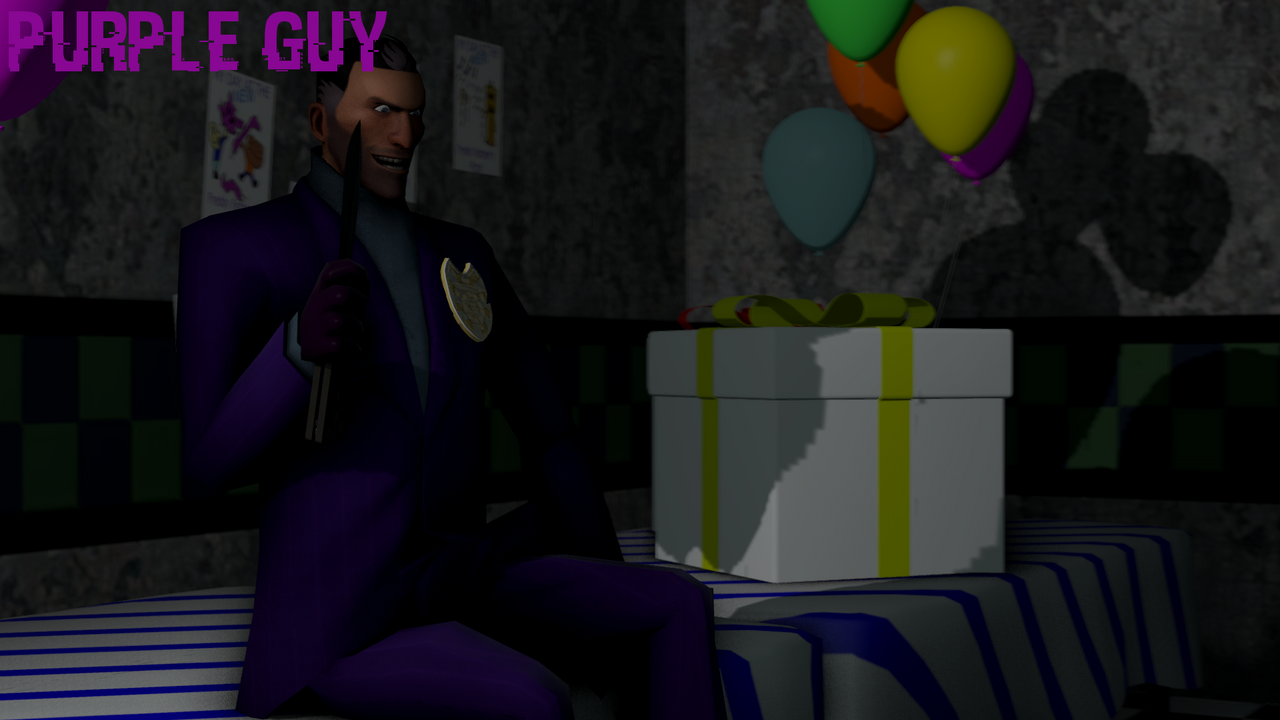 [SFM FNAF] Purple Guy (v1) By Kilusek On DeviantArt