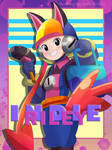 Indie-Riley CROSSFUSION (reuploaded) by CureShy