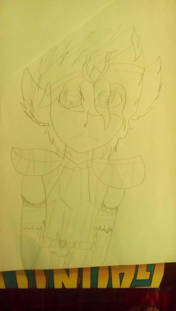 Seiya/Pegasus by RuneLukas