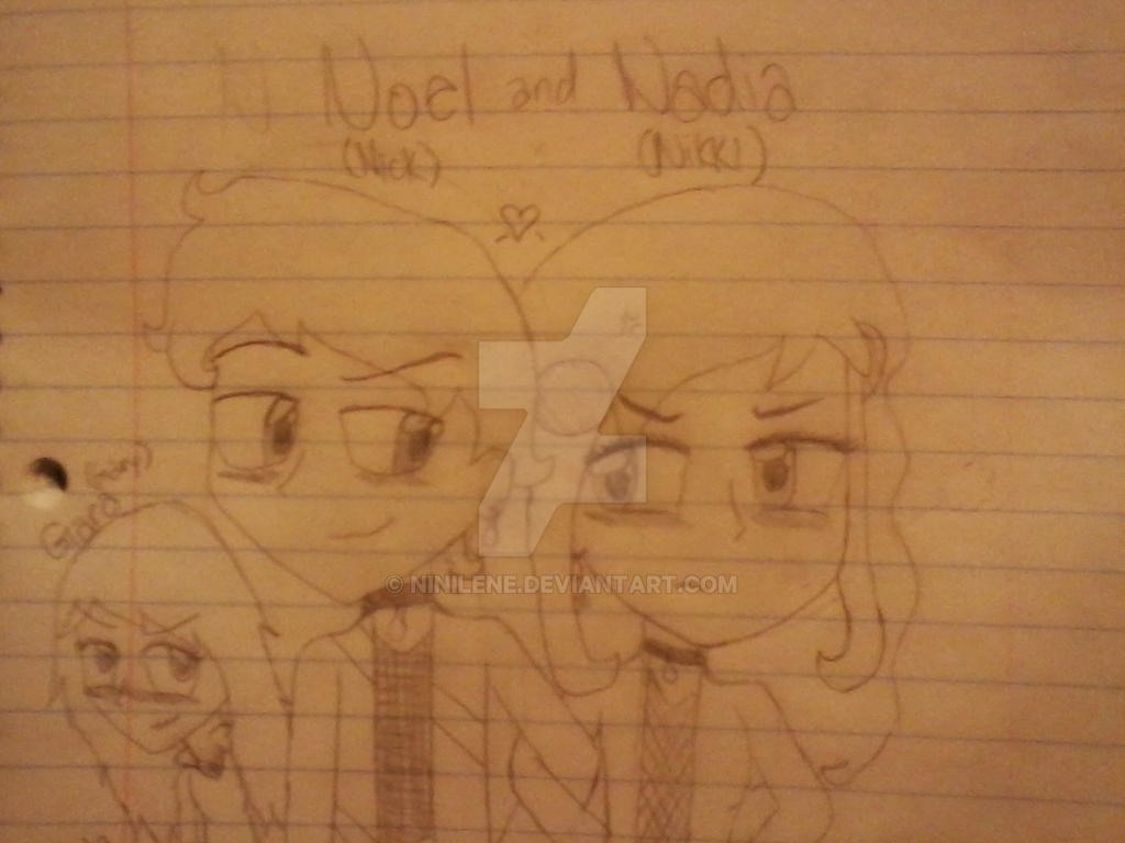 A lil GB action by Nikki-Is-Kawaii