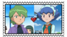 Romanticrivalshipping Stamp by RivalCrushAngel