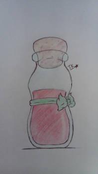 Doodle Health Potion!