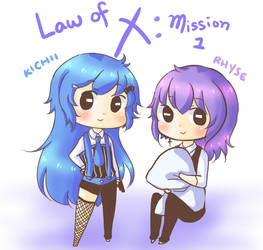 LoX: Mission 1 by Hakiru