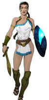 Selena of Sparta Icon