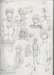 School Doodles 36