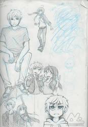 School Doodles 37