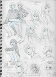 School Doodles 38