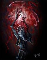 Necromancer by kalessaradan