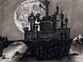 Ominous Night by kalessaradan