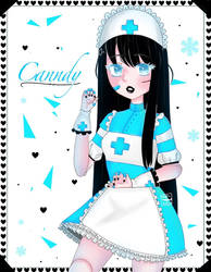 Canndy Fanart by thefabcat