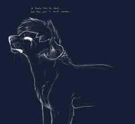 disgust anger grief pain by Ruki-Ki
