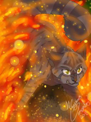 A Whiny Hellfire Boi by leafstep