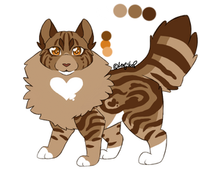 Name/Personality Adopt 2 Wildheart CLOSED by leafstep